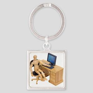 ReadyToWork112409 Keychains