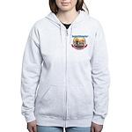 Joe Biker Design Women's Zip Hoodie