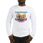 Joe Biker Design Long Sleeve T-Shirt