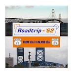 Roadtrip-'62 Tile Coaster