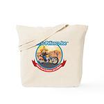 Mexico Biker Design Tote Bag