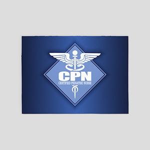 CPN 5'x7'Area Rug