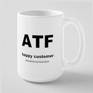 ATF light Large Mug
