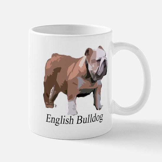 Cute Bulldogs Mug