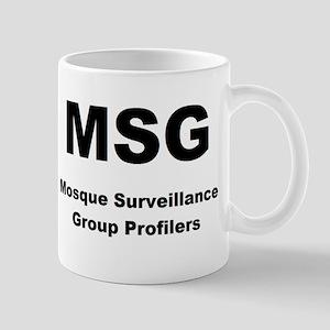 MSG light Mug