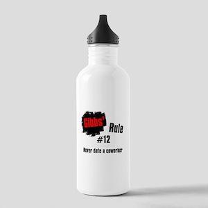 Gibbs' Rule #12 Stainless Water Bottle 1.0L