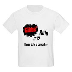 Gibbs' Rule #12 T-Shirt