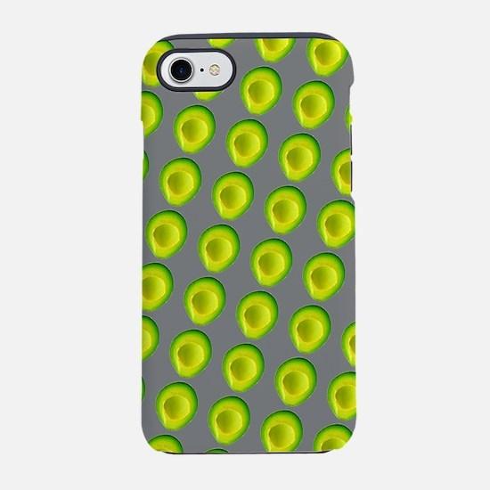 Chic Avocados Gillian's Fa iPhone 7 Tough Case