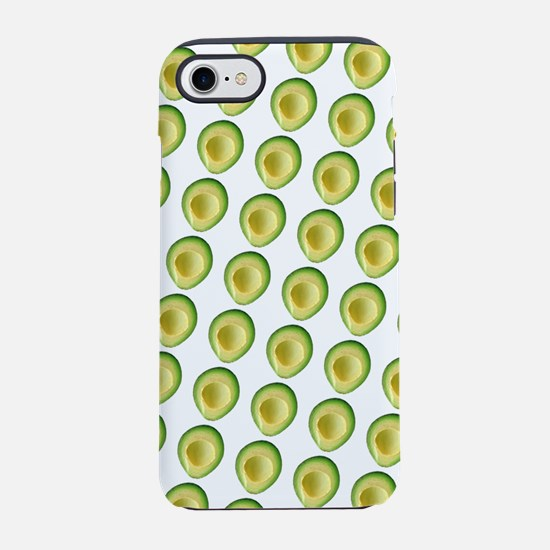 Avocado Frenzy George's Fa iPhone 7 Tough Case