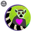 "lemur 3.5"" Button (10 pack)"
