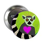 "lemur 2.25"" Button (10 pack)"