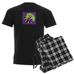 lemur Men's Dark Pajamas