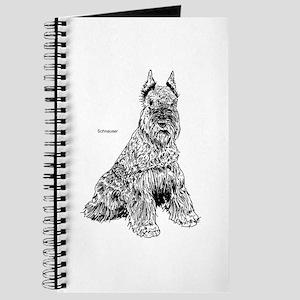 Schnauser Dog Journal