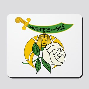 Daughters of the Nile Mousepad