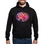 Flower Garden Hoodie (dark)