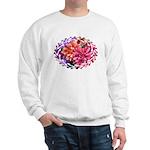 Flower Garden Sweatshirt