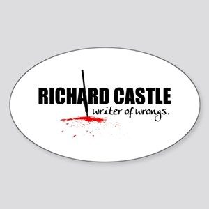 Castle Sticker (Oval)