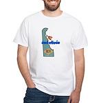 ILY Delaware White T-Shirt