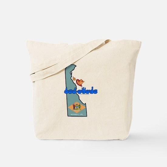 ILY Delaware Tote Bag