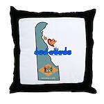 ILY Delaware Throw Pillow