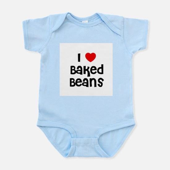 I * Baked Beans Infant Creeper