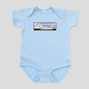 Dachshund Rescue NW Logo Infant Creeper