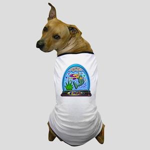Mermaid Florida Souvenir Dog T-Shirt