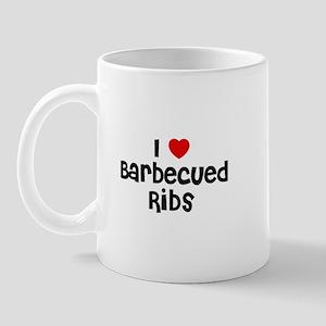 I * Barbecued Ribs Mug