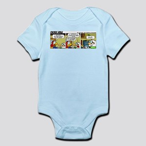0316 - We need a new magneto Infant Bodysuit