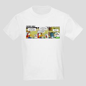 0316 - We need a new magneto Kids Light T-Shirt