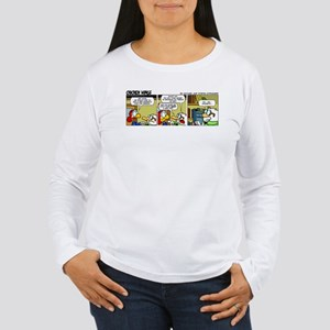 0316 - We need a new magneto Women's Long Sleeve T
