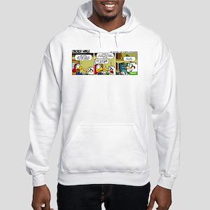 0316 - We need a new magneto Hooded Sweatshirt
