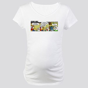 0316 - We need a new magneto Maternity T-Shirt