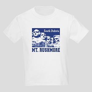 Mt. Rushmore South Dakota Kids T-Shirt