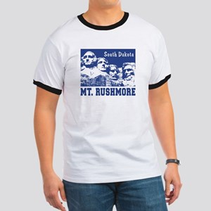 Mt. Rushmore South Dakota Ringer T