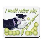 Lots of Tennis Balls! Mousepad