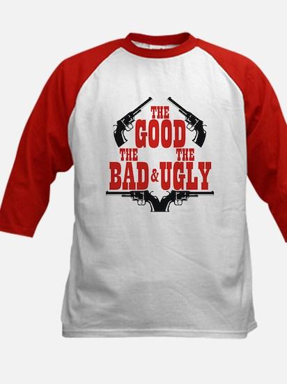 Good Bad Ugly Kids Baseball Jersey