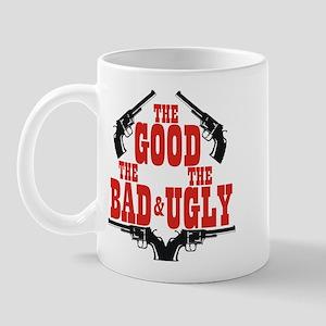 Good Bad Ugly Mug