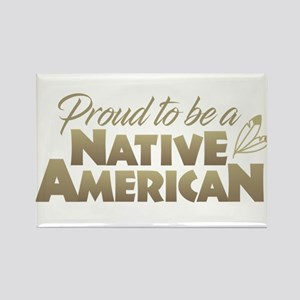 Proud Native American Magnets