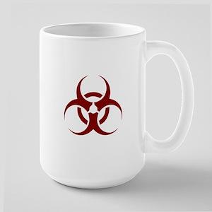 biohazard outbreak design Mugs