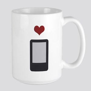 MUG - Heart Kindle