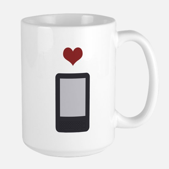 MUG - Heart Kindle