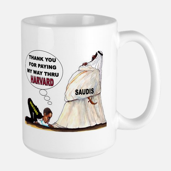 MUSLIM REWARD Large Mug