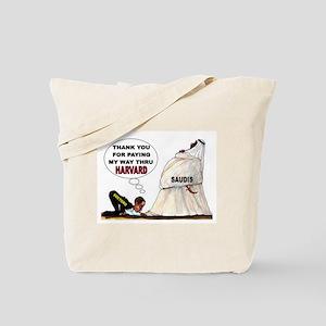 MUSLIM REWARD Tote Bag