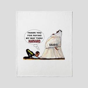 MUSLIM REWARD Throw Blanket