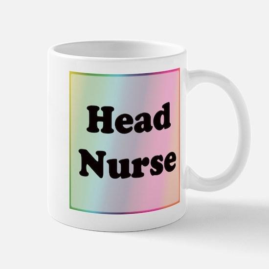 Cute Head nurse Mug