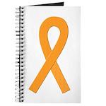 Orange Ribbon Journal