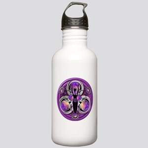 Goddess of the Purple Moon Stainless Water Bottle