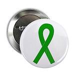 Green Ribbon Button