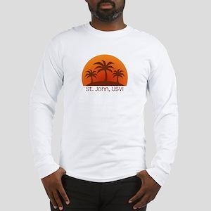 St. John, USVI Long Sleeve T-Shirt